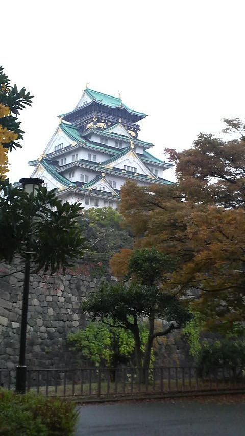 大阪城と豊臣家滅亡について