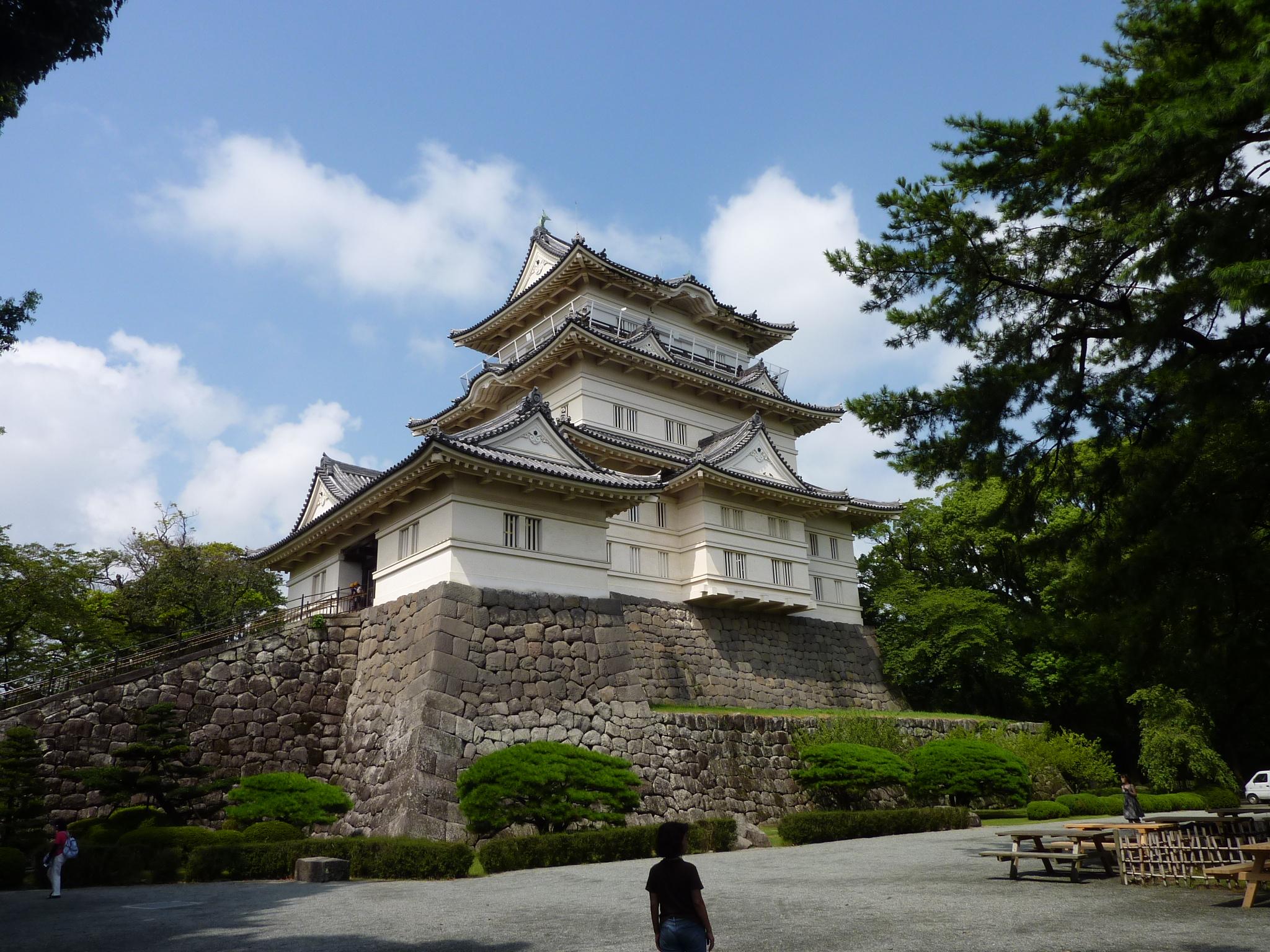 小田原、箱根そして三島と伊豆長岡温泉