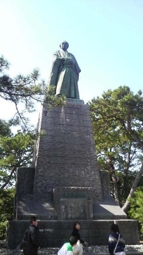 高知県と桂浜、龍馬の里を訪ねて