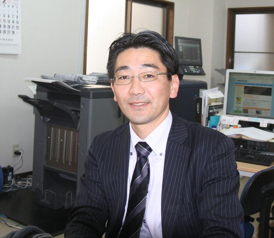 経営者インタビュー~勝山純生氏~